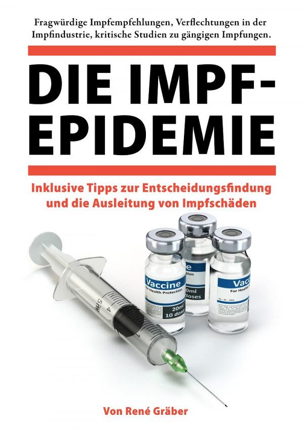 Buch: Impf-Epidemie - von René Gräber