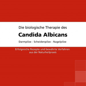 Buch: Therapie Candida Albicans von René Gräber