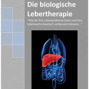 Buch: Die biologische Lebertherapie von René Gräber