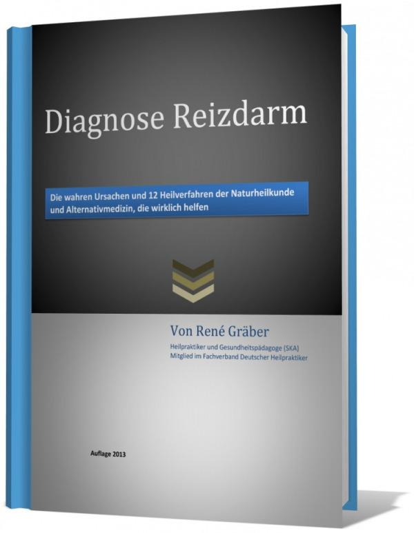 Buch: Reizdarm - von René Gräber