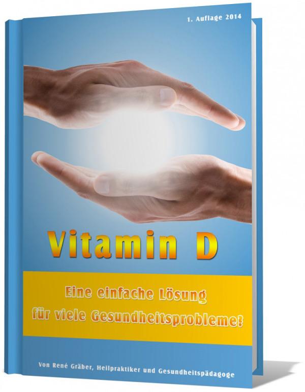 Buch: Die Vitamin D Therapie von René Gräber